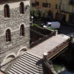 Ponte dei Sospiri dal B&B La Riva Sinistra